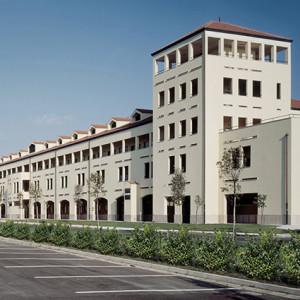 Army Hotel Complex