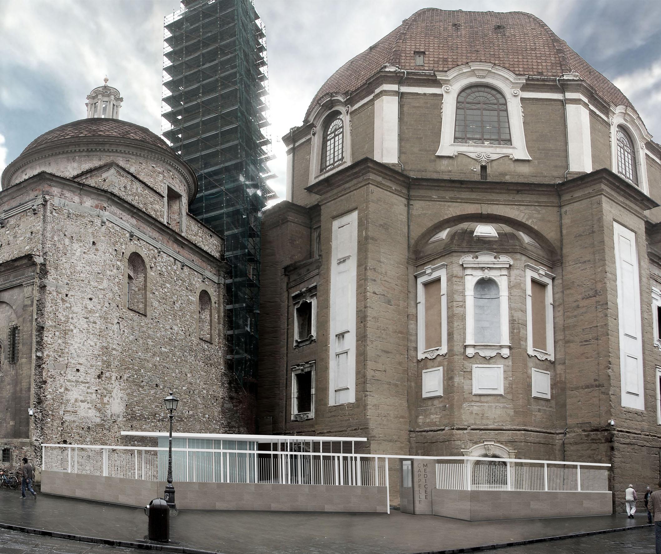 Cappelle Medicee, Firenze