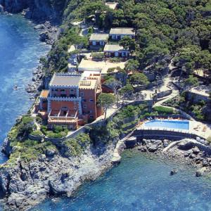 Hotel Mezzatorre in Forio d'Ischia – Piscina Termale